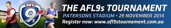 AFL9s Tournament